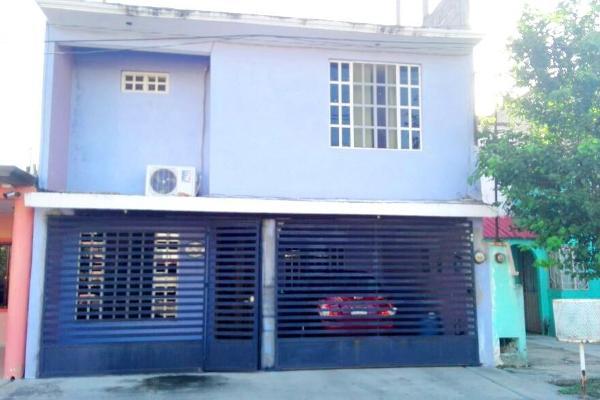 Foto de casa en venta en  , buena vista 1a sección, centro, tabasco, 5694568 No. 01
