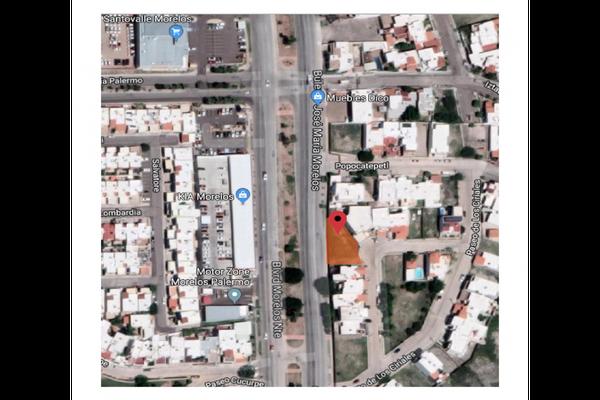 Foto de terreno habitacional en venta en  , isssteson norte, hermosillo, sonora, 19565295 No. 03
