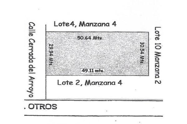 Foto de terreno habitacional en venta en  , isssteson norte, hermosillo, sonora, 19582243 No. 18