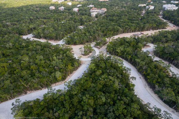 Foto de terreno habitacional en venta en itzama , aldea zama, tulum, quintana roo, 8813387 No. 01