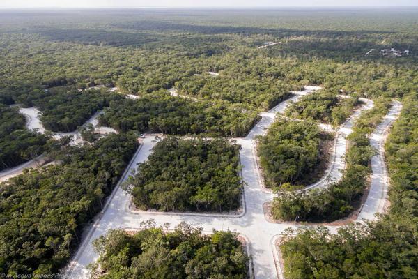Foto de terreno habitacional en venta en itzama , aldea zama, tulum, quintana roo, 8813387 No. 02