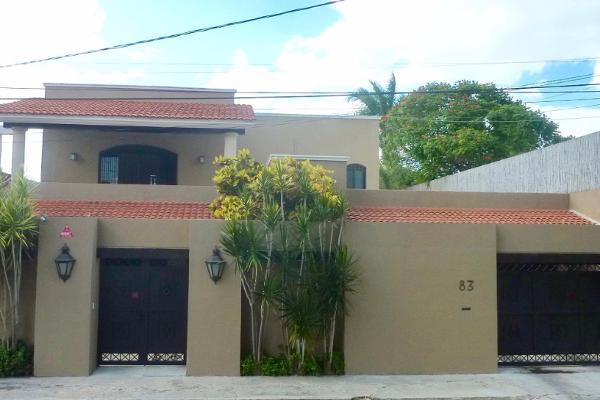 Foto de casa en venta en  , itzimna, mérida, yucatán, 2640668 No. 01