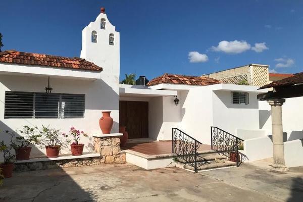 Foto de casa en renta en  , itzimna, mérida, yucatán, 7974536 No. 01