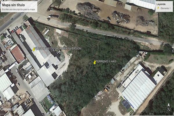 Foto de terreno habitacional en venta en  , itzincab, umán, yucatán, 14038748 No. 02
