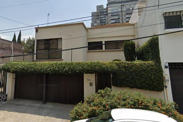 Foto de casa en venta en ixcateopan 201, vertiz narvarte, benito juárez, df / cdmx, 12794477 No. 01