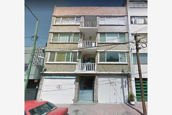 Foto de departamento en venta en ixcateopan 255, letrán valle, benito juárez, df / cdmx, 10034610 No. 01
