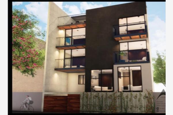 Foto de departamento en venta en ixcateopan 83, vertiz narvarte, benito juárez, df / cdmx, 15249558 No. 01
