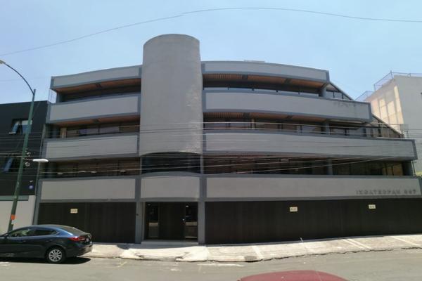 Foto de oficina en renta en ixcateopan , santa cruz atoyac, benito juárez, df / cdmx, 15218932 No. 01