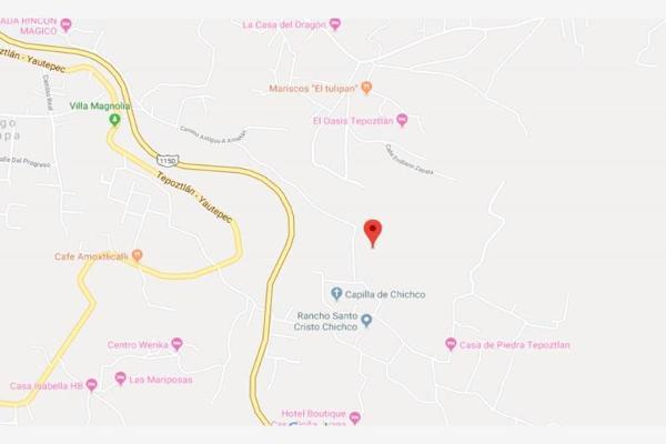 Foto de terreno habitacional en venta en  , chisco, tepoztlán, morelos, 8862024 No. 06