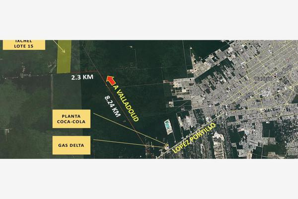 Foto de terreno habitacional en venta en  , ixchel, benito juárez, quintana roo, 11429471 No. 02