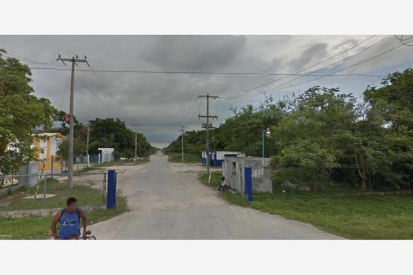 Foto de terreno habitacional en venta en  , ixchel, benito juárez, quintana roo, 11429471 No. 03