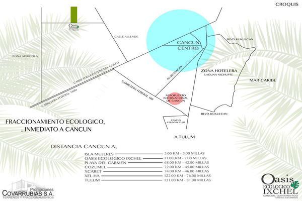 Foto de terreno habitacional en venta en  , ixchel, benito juárez, quintana roo, 0 No. 16