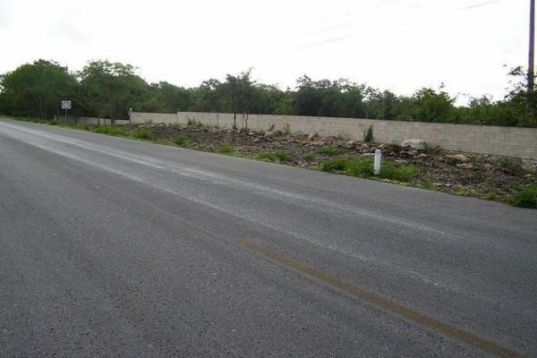 Foto de terreno habitacional en venta en  , izamal, izamal, yucatán, 14520633 No. 08