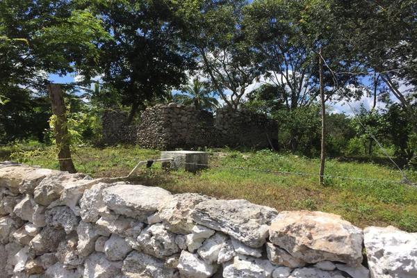 Foto de terreno habitacional en venta en  , izamal, izamal, yucatán, 17831156 No. 02