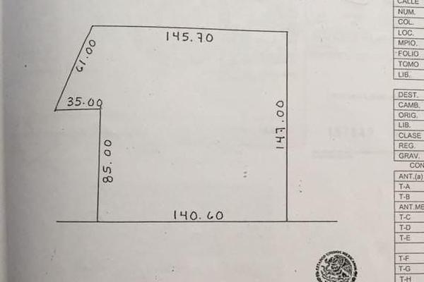 Foto de terreno habitacional en venta en  , izamal, izamal, yucatán, 17831156 No. 07