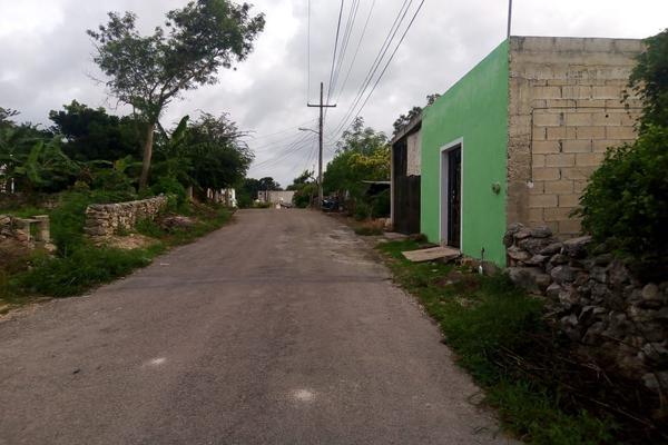 Foto de terreno habitacional en venta en  , izamal, izamal, yucatán, 17859536 No. 02