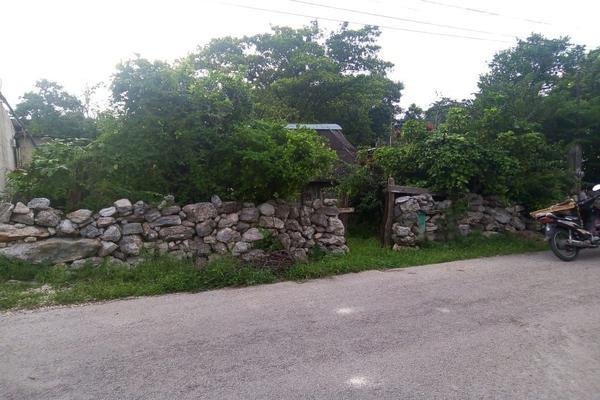 Foto de terreno habitacional en venta en  , izamal, izamal, yucatán, 17859536 No. 03
