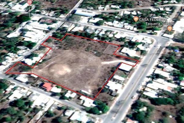 Foto de terreno habitacional en venta en  , izamal, izamal, yucatán, 20050750 No. 01
