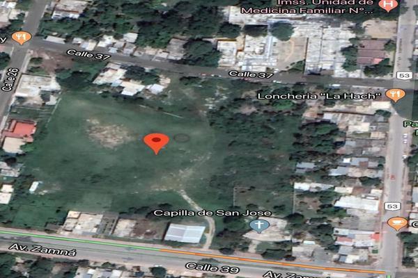 Foto de terreno habitacional en venta en  , izamal, izamal, yucatán, 20050750 No. 02