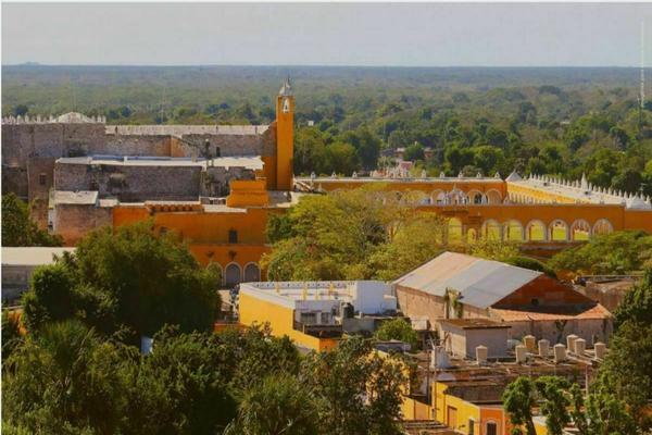 Foto de terreno habitacional en venta en  , izamal, izamal, yucatán, 20485928 No. 01