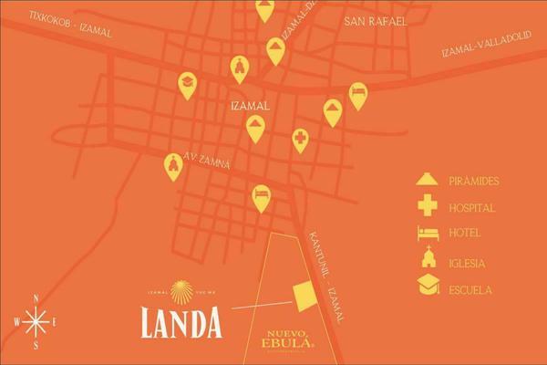 Foto de terreno habitacional en venta en  , izamal, izamal, yucatán, 20572490 No. 04