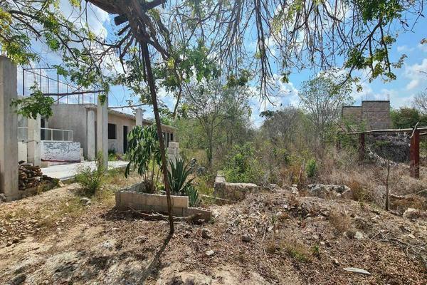 Foto de terreno habitacional en venta en  , izamal, izamal, yucatán, 0 No. 13