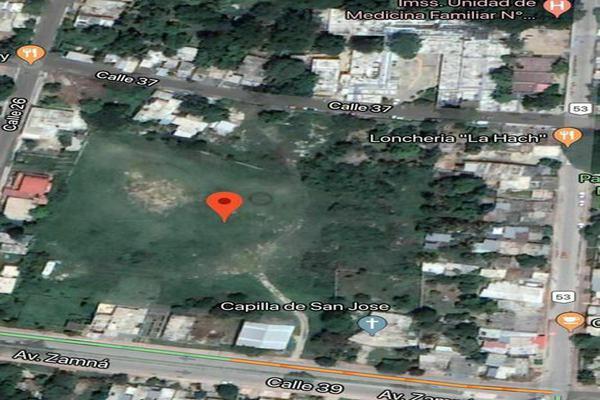 Foto de terreno habitacional en venta en  , izamal, izamal, yucatán, 0 No. 02
