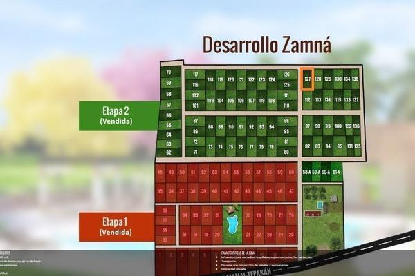 Foto de terreno habitacional en venta en  , izamal, izamal, yucatán, 0 No. 06