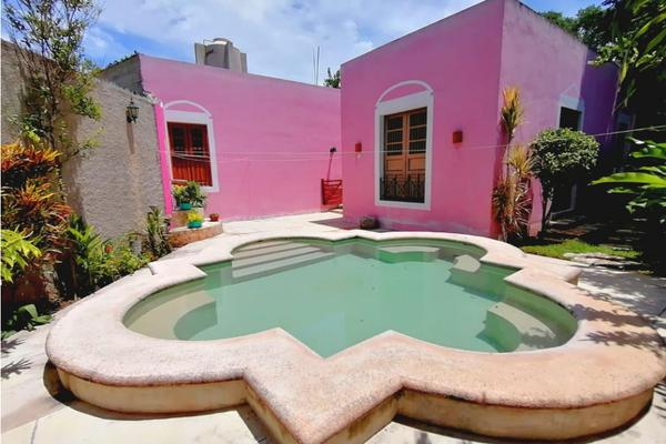 Foto de casa en venta en  , izamal, izamal, yucatán, 21191961 No. 01