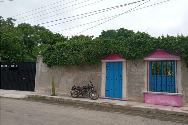 Foto de casa en venta en  , izamal, izamal, yucatán, 21191961 No. 02