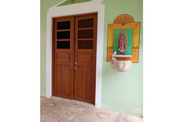 Foto de casa en venta en  , izamal, izamal, yucatán, 21191961 No. 07