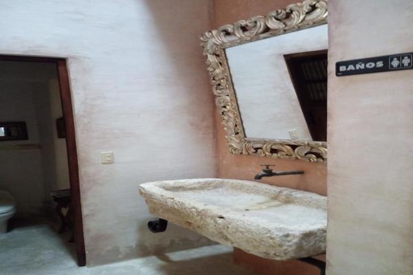 Foto de edificio en venta en  , izamal, izamal, yucatán, 7188349 No. 22
