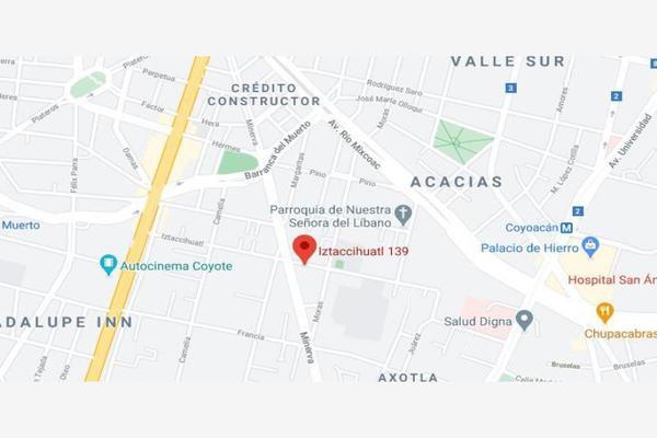 Foto de casa en venta en iztaccíhuatl 139, florida, álvaro obregón, df / cdmx, 19274919 No. 02