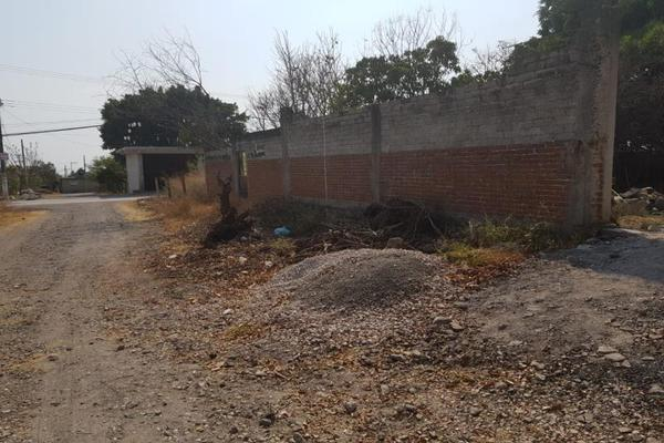 Foto de terreno habitacional en venta en  , iztaccihuatl, cuautla, morelos, 7142791 No. 05