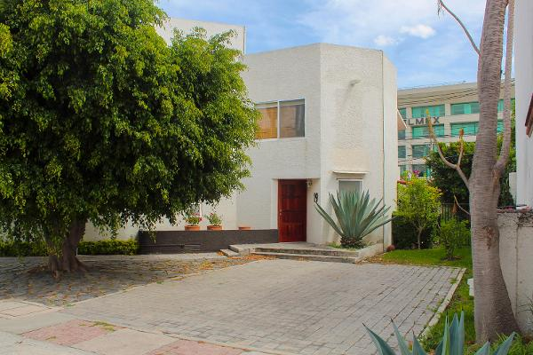 Foto de casa en renta en j. m. corona 131, jacarandas, querétaro, querétaro, 5890715 No. 01