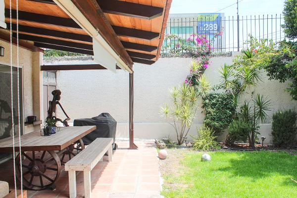 Foto de casa en renta en j. m. corona 131, jacarandas, querétaro, querétaro, 5890715 No. 25