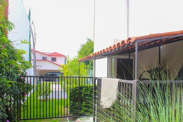 Foto de casa en renta en j. m. corona 131, jacarandas, querétaro, querétaro, 5890715 No. 28