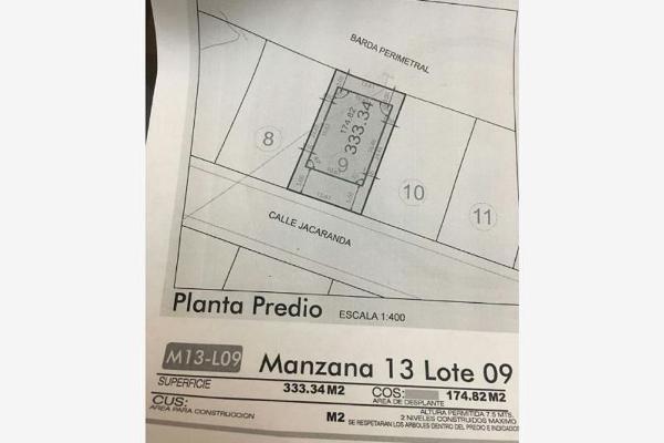 Foto de terreno habitacional en venta en jacaranda lote 9 manzana 13 9, chiapa, cuauhtémoc, colima, 7515720 No. 04