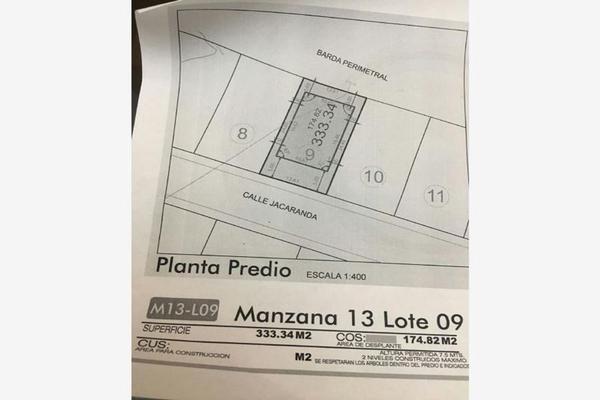 Foto de terreno habitacional en venta en jacaranda lote 9 manzana 13 9, ocotillo, cuauhtémoc, colima, 7515720 No. 03