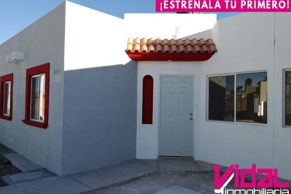 Foto de casa en venta en jacarandas 1000, san isidro, durango, durango, 12988192 No. 01