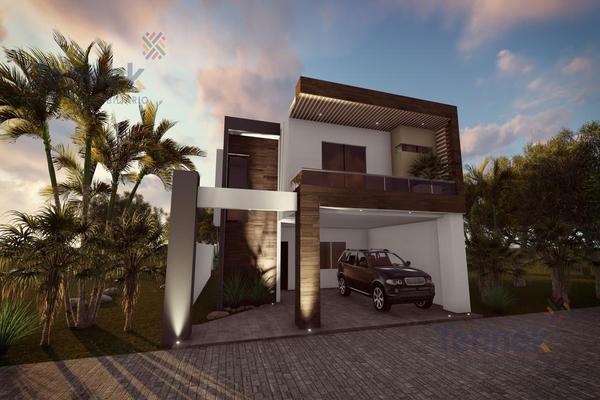 Foto de casa en venta en  , jacarandas, ciudad madero, tamaulipas, 16159135 No. 01