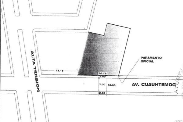 Foto de terreno habitacional en renta en  , jacarandas, cuernavaca, morelos, 19852725 No. 01