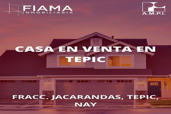 Foto de casa en venta en  , jacarandas, tepic, nayarit, 13988580 No. 13