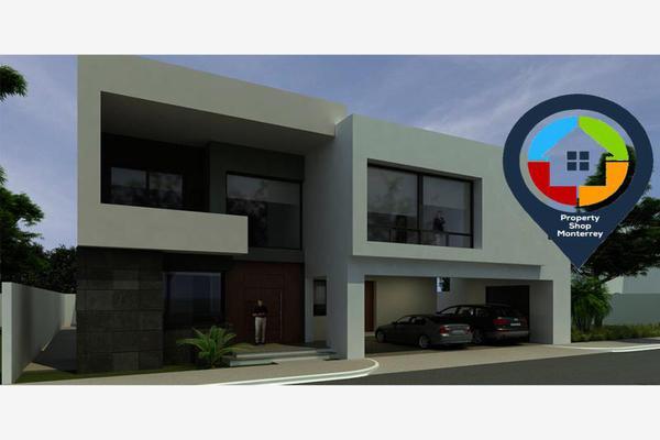 Foto de casa en venta en jade 100, canterías 1 sector, monterrey, nuevo león, 5873316 No. 02