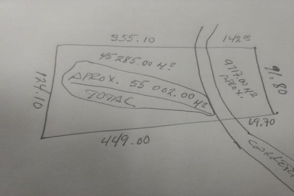 Foto de terreno habitacional en venta en  , jagüey de téllez (estación téllez), zempoala, hidalgo, 8399778 No. 02