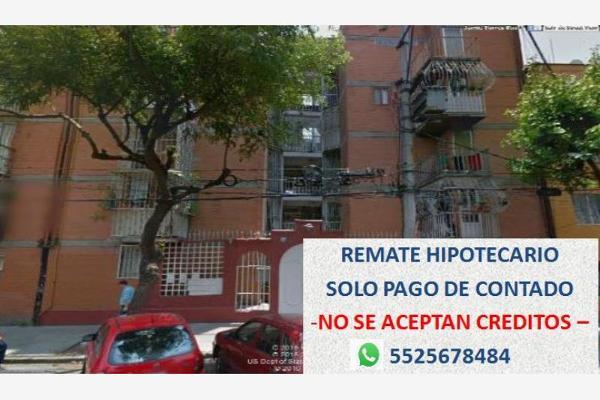 Foto de departamento en venta en jaime torres bodet 203, santa maria la ribera, cuauhtémoc, df / cdmx, 6193778 No. 01