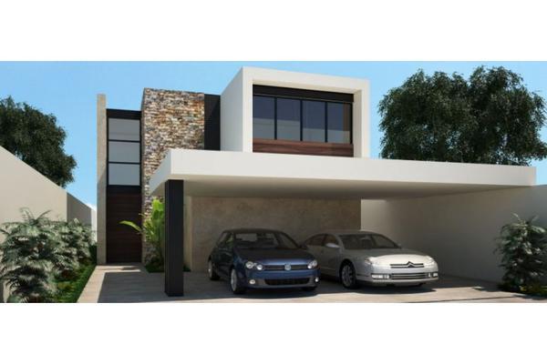 Foto de casa en condominio en venta en  , jalapa, mérida, yucatán, 9308441 No. 01