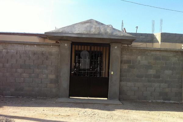 Foto de casa en venta en jalapa , vicente guerrero, ensenada, baja california, 9130106 No. 01