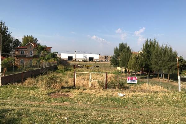Foto de terreno habitacional en venta en jalisco 326 4.48, la loma, tepatitlán de morelos, jalisco, 7310778 No. 01