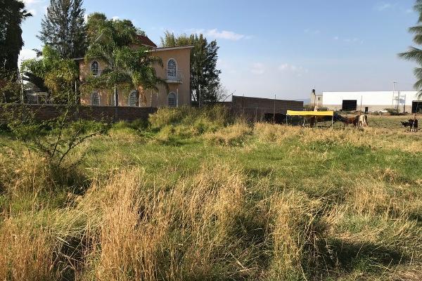 Foto de terreno habitacional en venta en jalisco 326 4.48, la loma, tepatitlán de morelos, jalisco, 7310778 No. 17